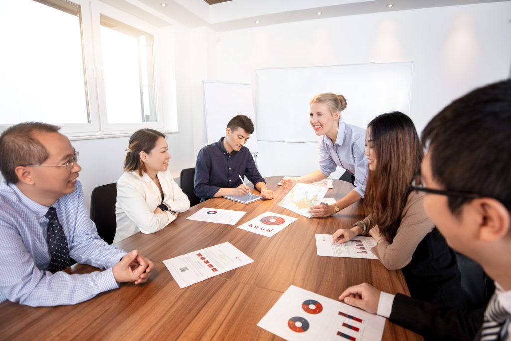 Kompetenz für die interkulturelle Kommunikation. Intercultural Communication Competence (ICC).